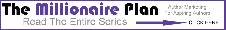 Author Marketing (Millionaire plan banner)